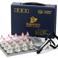 cupping therapy set sets kit massage chinese korea
